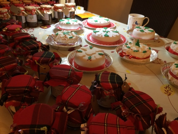 jam-and-cakes-for-christmas
