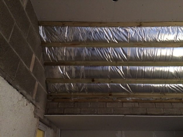 foil-insulation-in-left-corner-of-kitchen