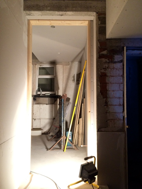 new-door-frame-around-new-kitchen-door-top-of-steps