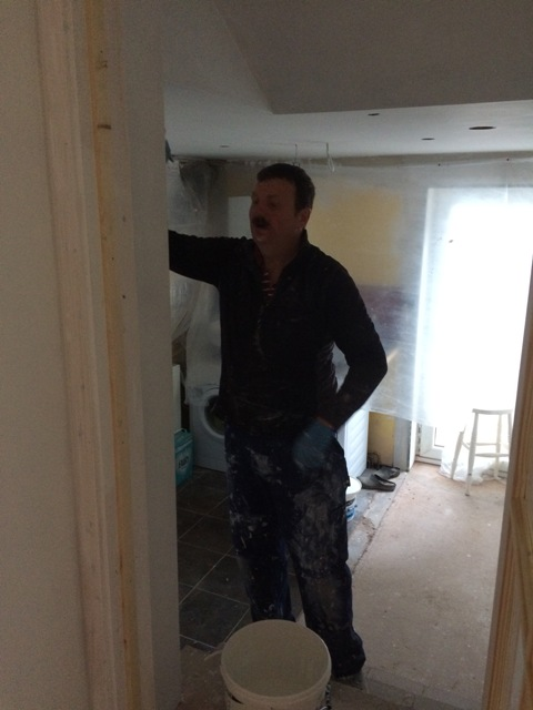 paul-painting-another-coat-to-utility-ceiling-pic-2