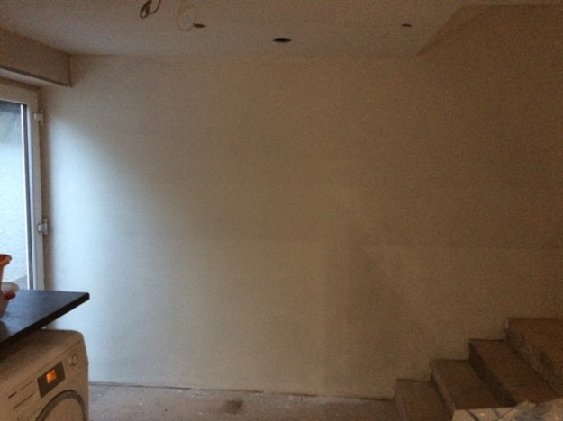 utility-area-wall-and-ceiling-painted