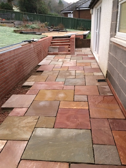 patio-with-slabs-cut-ready-to-be-secured