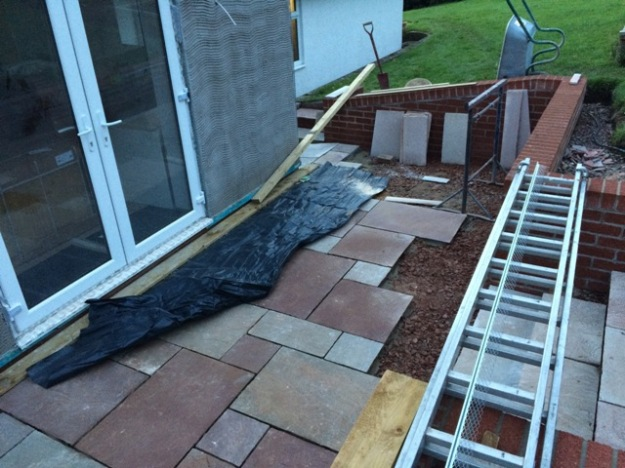 progress-of-patio-at-back-of-kitchen