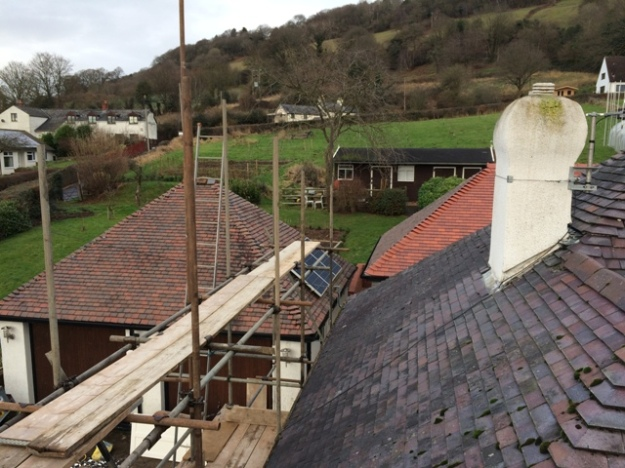 top-scaffolding-view-towards-fields-showing-chimney-that-is-to-be-removed