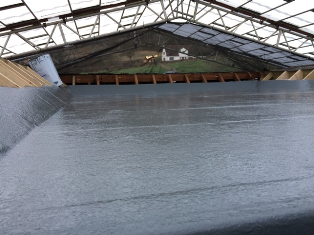 another-coat-of-fibre-glass-applied-over-flat-roof