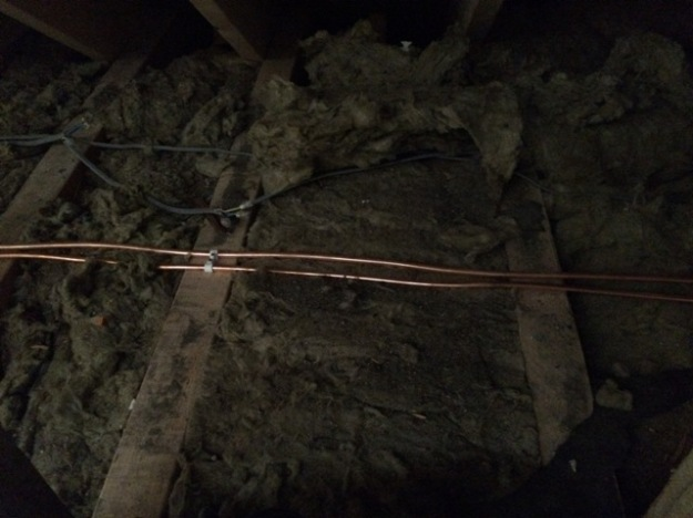 pipes-laid-by-plumber-around-new-eaves
