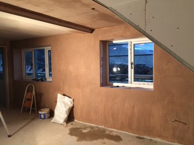 view-of-2-bedrrom-windows-and-new-plastering