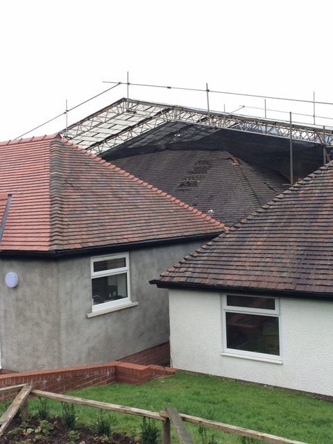 view-of-canopy-from-the-back-garden-showing-tiling-of-roof-so-far-some-will-be-replaced-in-addition-as-an-extra-to-the-new-build-to-ensure-the-roof-is-all-water-tight