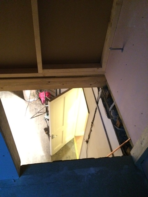 view-through-to-old-hall-from-new-upstairs-study-this-is-where-a-new-cupboard-will-be-built-over-the-new-staircase