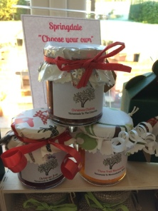 Christmas Jam and Chutney Nov 2017